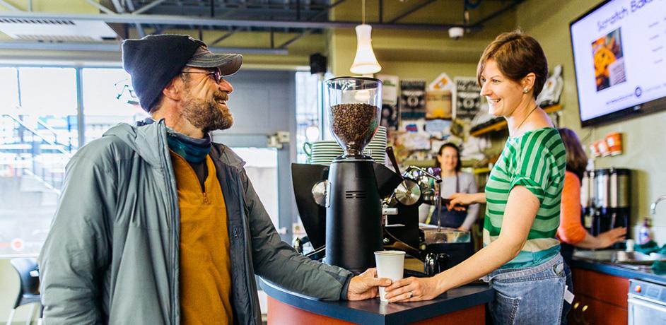 SnowDome Coffee Bar